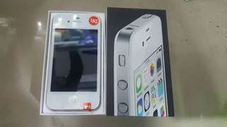 iPhone 4s 16gb Factory unlock complete package