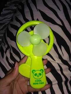 Cool mini fan