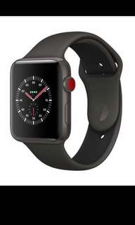 Want Apple watch 3 42mm gps cellular