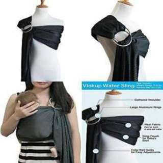 Adjustable Baby Water Ring Sling Baby Carrier Infant Wrap