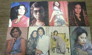 Vintage photo artist 70's