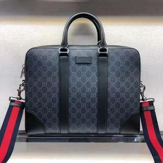 Gucci 公文包