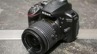 Kredit Kamera Nikon 3400D bunga 0% gratis 1x angsuran