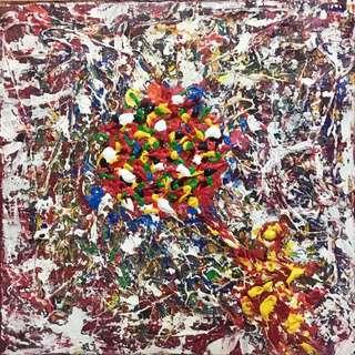 "20 x 20"" Painting"