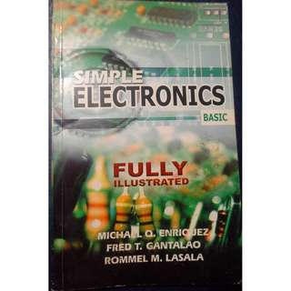 Simple Electronics Basic Fully Illustrated