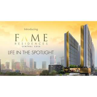 FAME RESIDENCES BY SMDC, 5 STAR DEVELOPMENT IN THE HEART OF CDB, MANDALUYONG