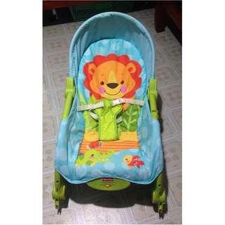 Fisher-Price Newborn To Toddler Rocker - Lion