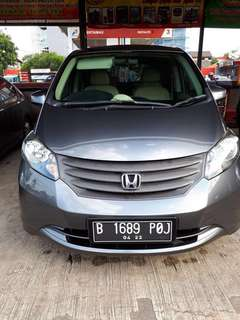 Honda Freed SD 2012 1.5AT for sale kondisi terawat