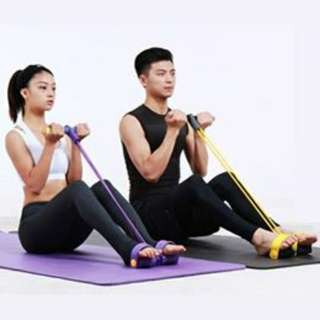 Sit-up Rally Yoga Resistance Band