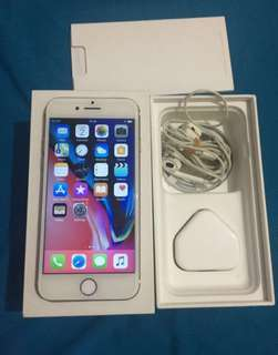 Iphone 7 128gb Gold mulus!!?