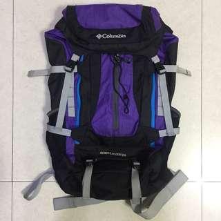Columbia Hiking Travel Backpack.