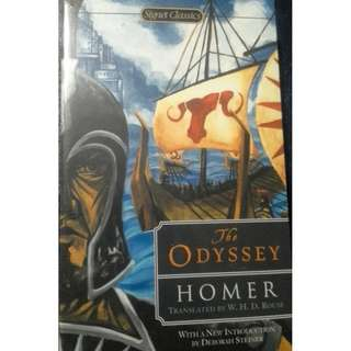Signet Classics The Odyssesy