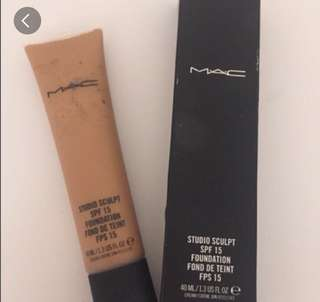 Mac foundation n44