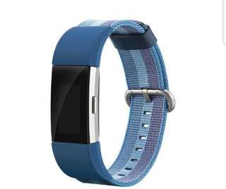 Speical Instock Fitbit charge 2 strap - Nato JANSIN