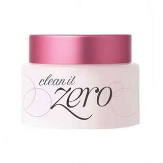 Home / Banila Co Korea Clean It Zero Makeup Remover Cleansing Balm (100ml/3.3oz) Banila Co Korea Clean It Zero Makeup Remover Cleansing Balm (100ml/3.3oz)