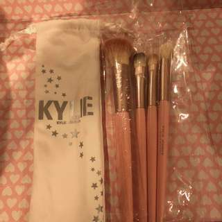 Kyle Cosmetics 20th Birthday Collection MAKE UP BRUSH SET