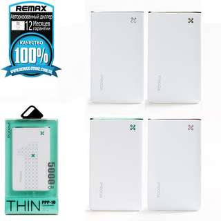Remax 5000mAh Crave Series Power Bank PPP-10
