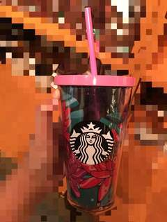 Starbucks Thumbler Summer With Straw