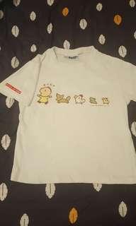 大口仔 T shirt 2003 絕版 (非賣品)