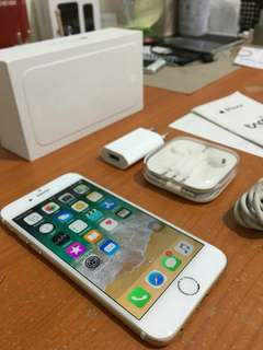 2nd iphone 6 64gb Ex ibox fullset ori bisa tt