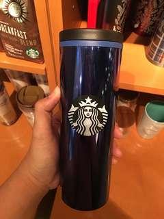 Starbucks Thumbler Summer Edition Blue