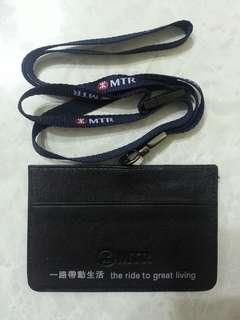 (一路帶動生活) MTR 舊證件套