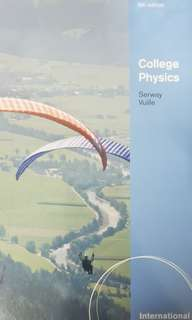 SALE: College Physics 9th Edition