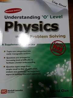 O level (physics) book