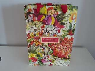 Crabtree & Evelyn Paper Bag