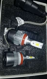 H8/H9/H11 LED Headlight bulb 6000k