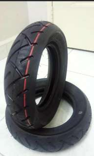 CST 10 inch tire