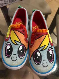 Stride Rite My Little Pony Kid's Shoes US9W