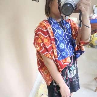 Two Side Outer Batik
