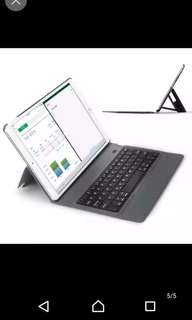 ipad ipad pro 9.7 keyboard 鍵盤 套 連筆套 黑色 全新