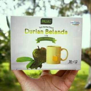 Sour soup tea - Teh Durian Belanda