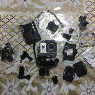 Yashica Action Camera YAC 300 with WIFI