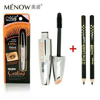 MENOW CURLING Mascara