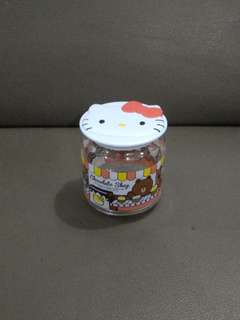 Hello Kitty Glass Container (2D)
