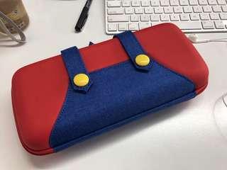 Nintendo Switch Super Mario 保護套 硬盒