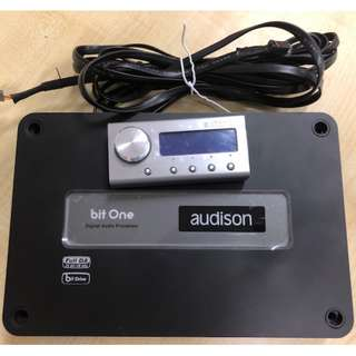 Audison Bit one with digital remote