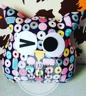 Owlie Budget Pillow S
