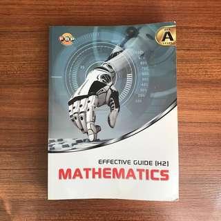 FBP Effective Guide H2 Mathematics