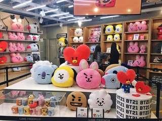 [LAST CALL]BTS x BT21 x LINE Merchandise