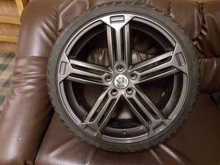 """VW 18""""rim"""