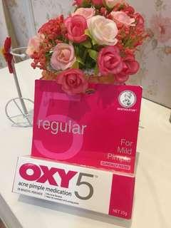 OXy5 (25gram) Oriii