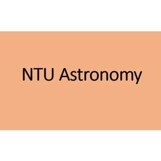 NTU EE8086 Astronomy Question Bank