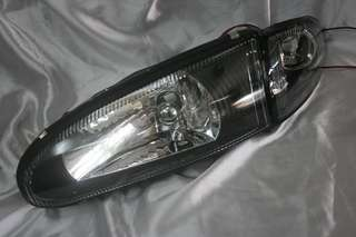 Wira crystal headlamp+fender lamp