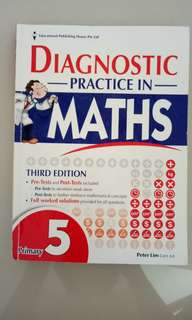 Diagnostic practice in Maths primary 5