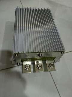 Clearance 3 set of 24v to 12v 60A Converter