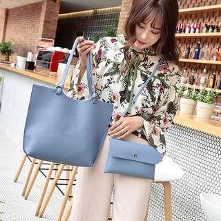 Summer bag 2 in 1 terlajak murah